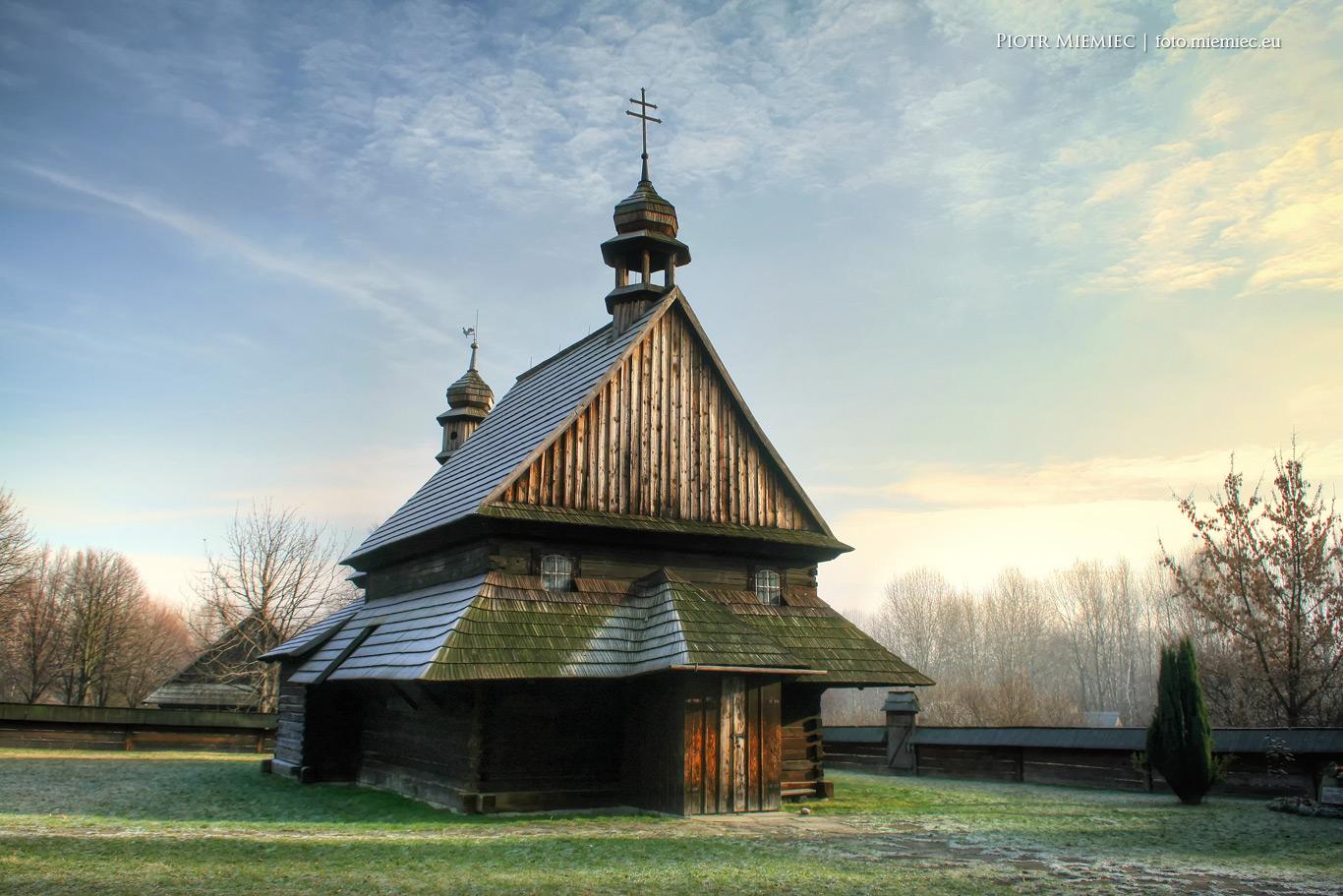 Kościół Chorzów skansen