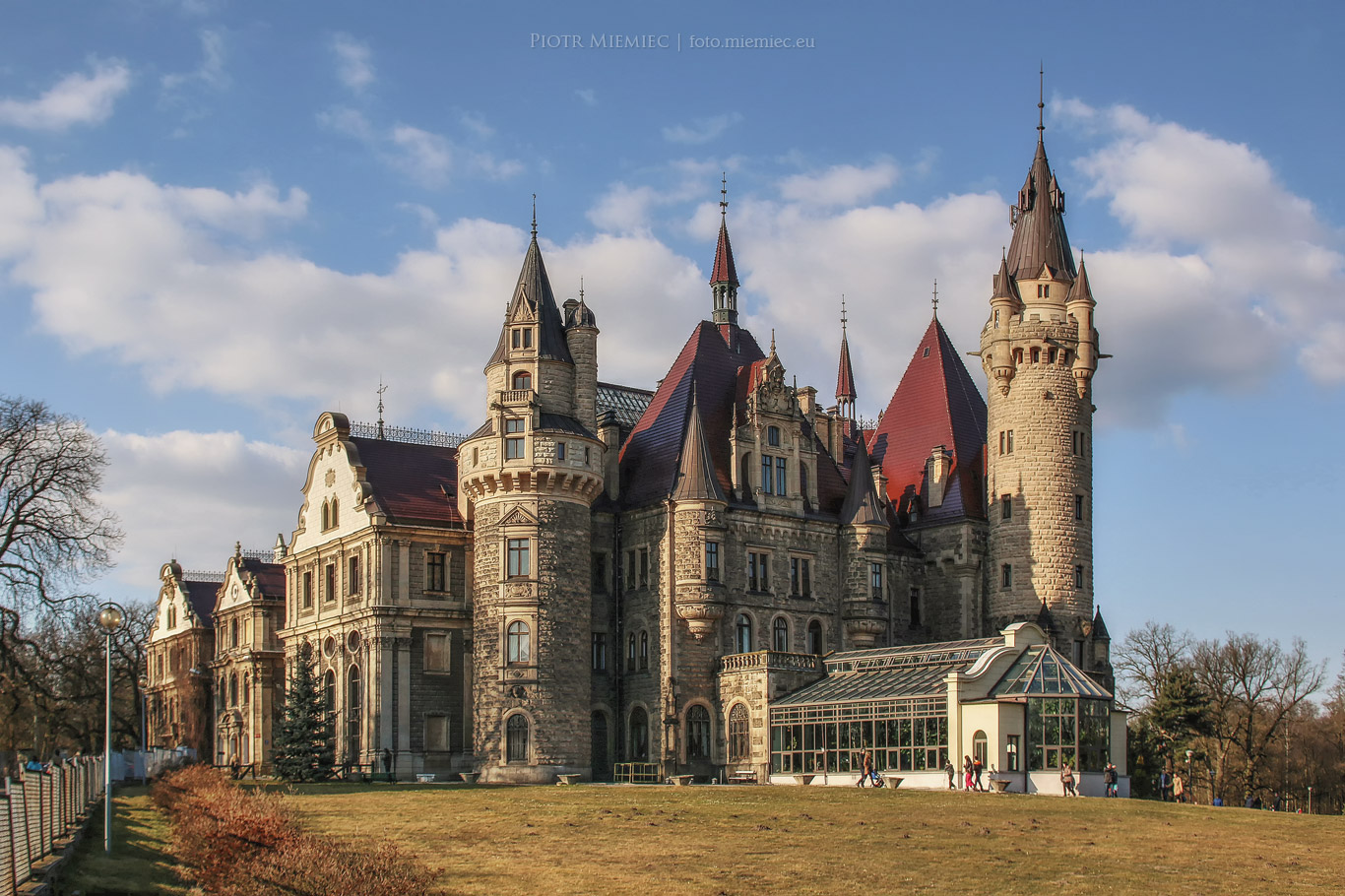 Pałac w Mosznej - 2
