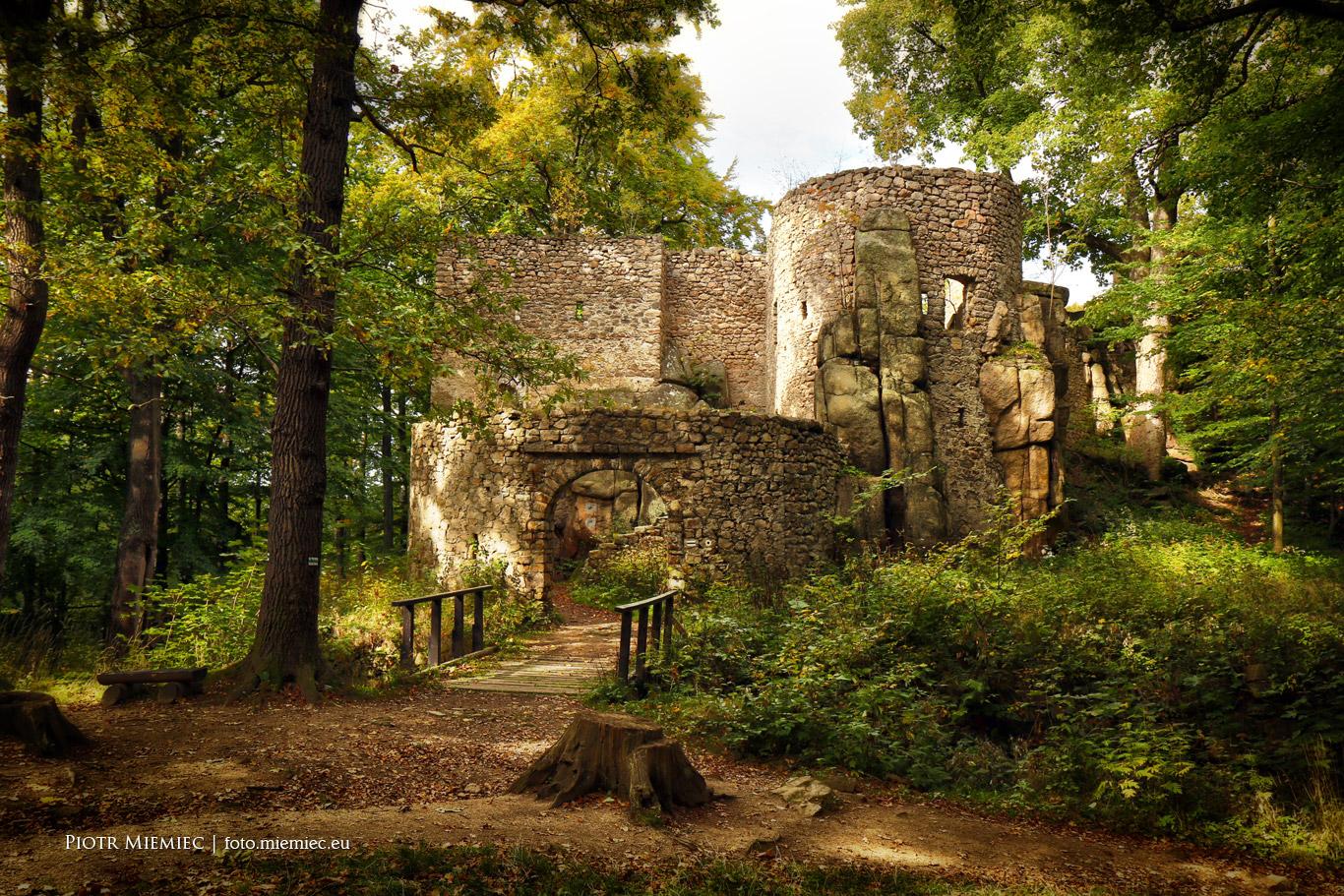 Dolny Śląsk Zamek Bolczów