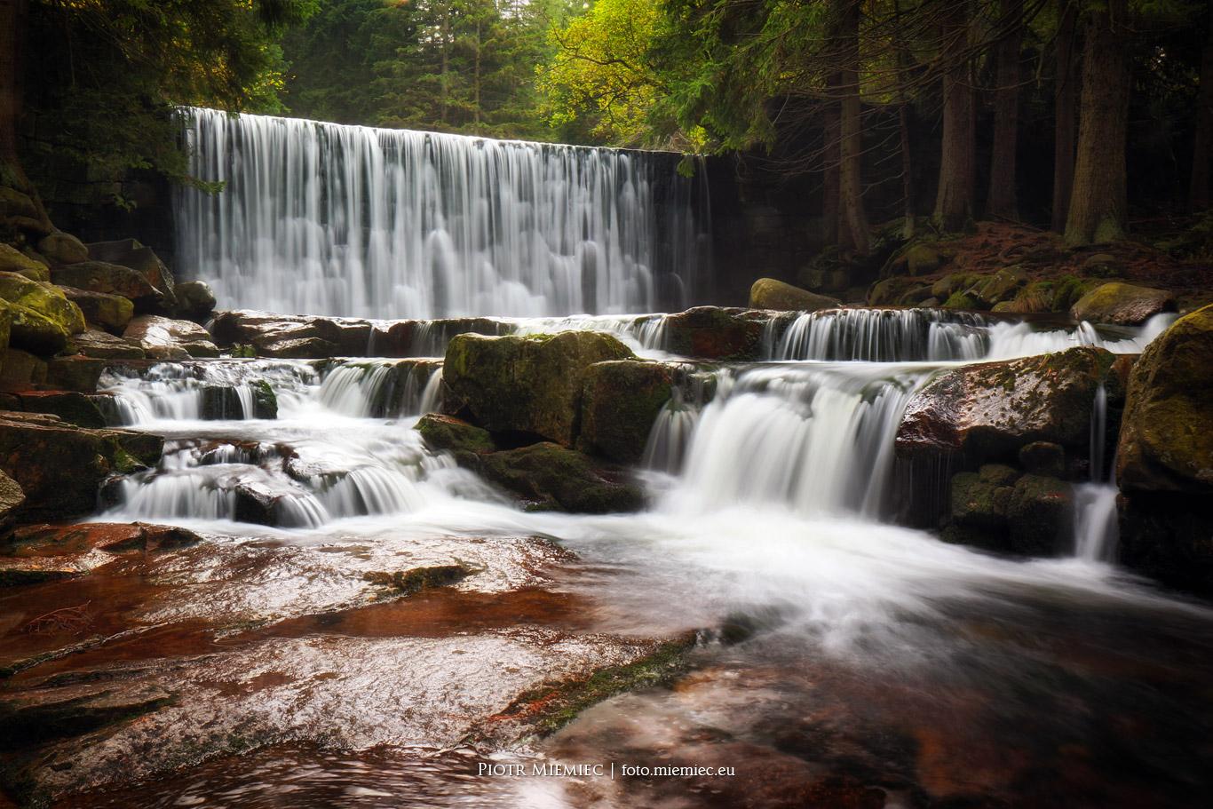 Karpacz – Dziki Wodospad