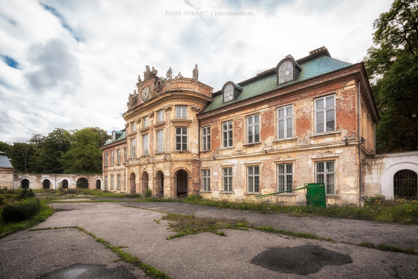 Pałac w Szczekocinach