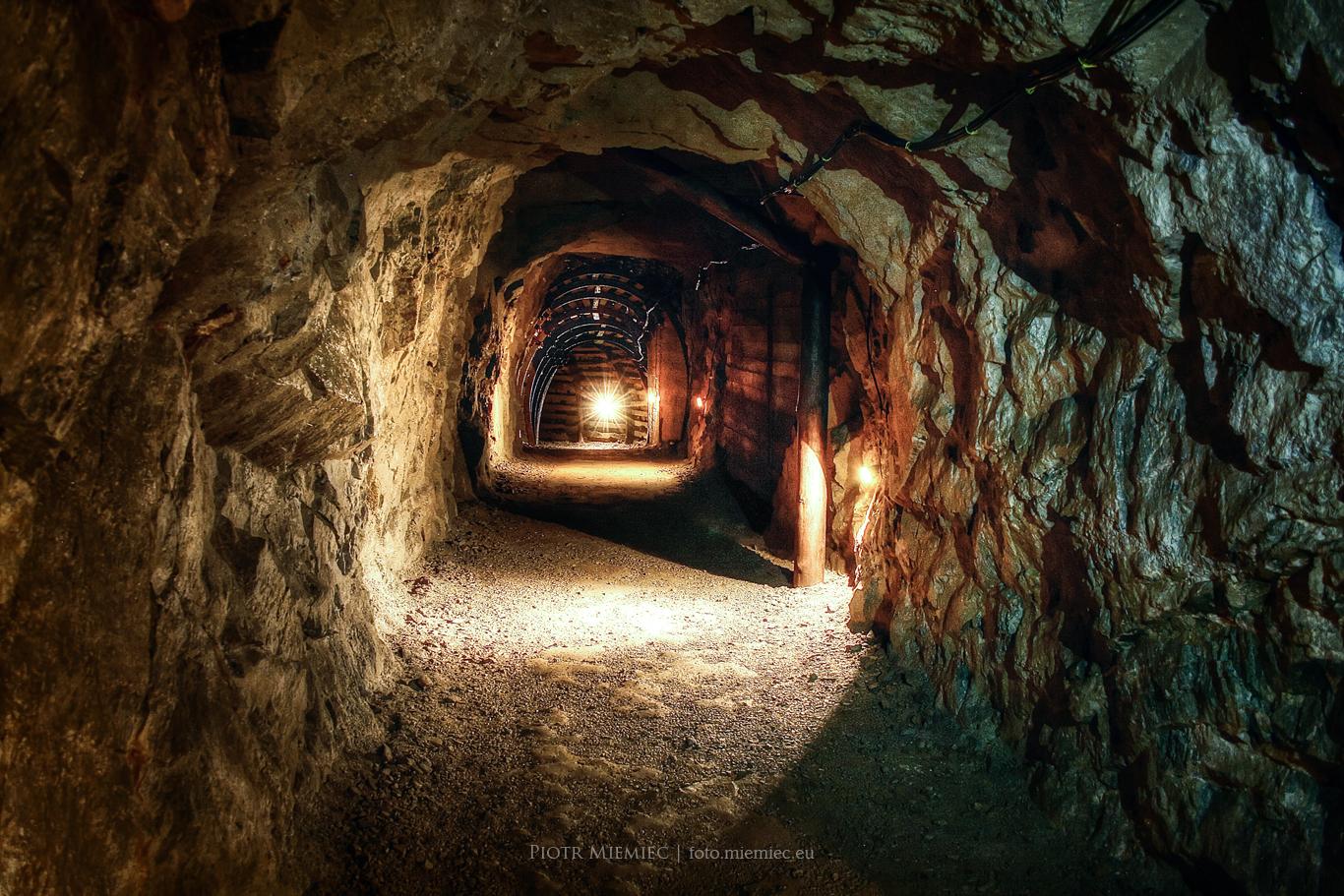 Podziemia, kopalnie, sztolnie na Dolnym Śląsku