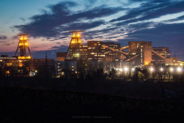 Krajobraz przemysłowy – KWK Sczygłowice