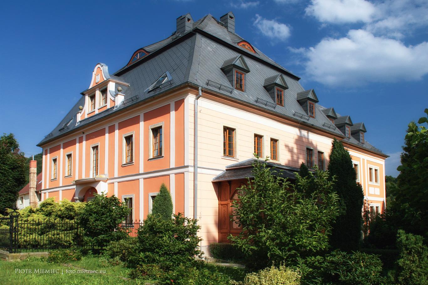 Pałac Wleń