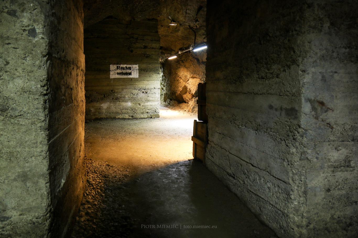 Kamienna Góra podziemia sztolnia