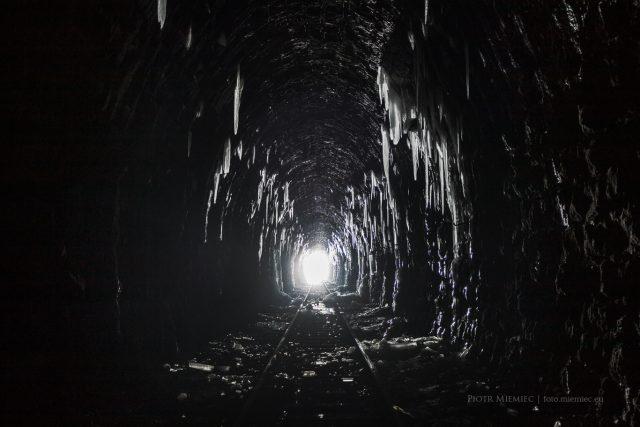 Nieczynny tunel