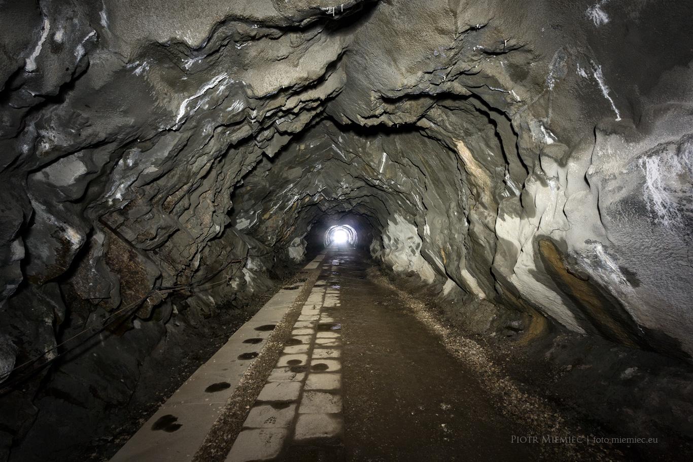 Kopalnia uranu w Kowarach
