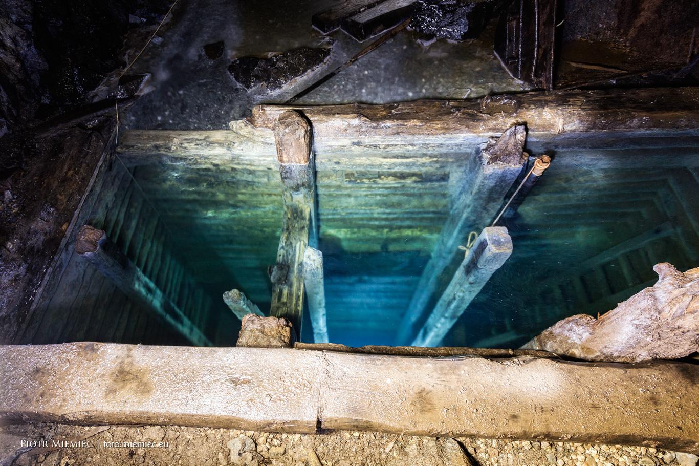 Kowary kopalnia uranu Podgórze
