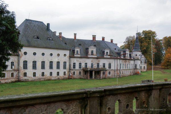 Pałac w Bożkowie