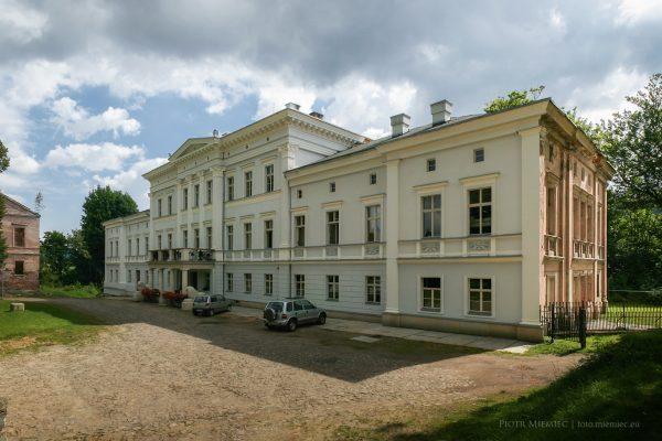 Pałac w Jedlinie Zdroju