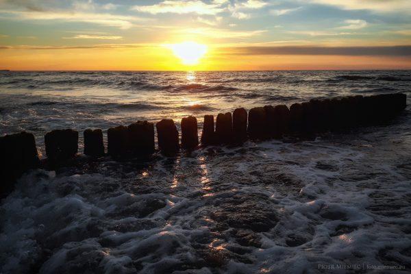 Na brzegu morza – Mrzeżyno