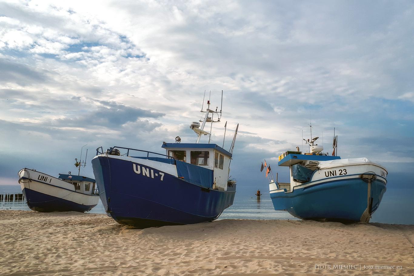Na brzegu morza – Unieście
