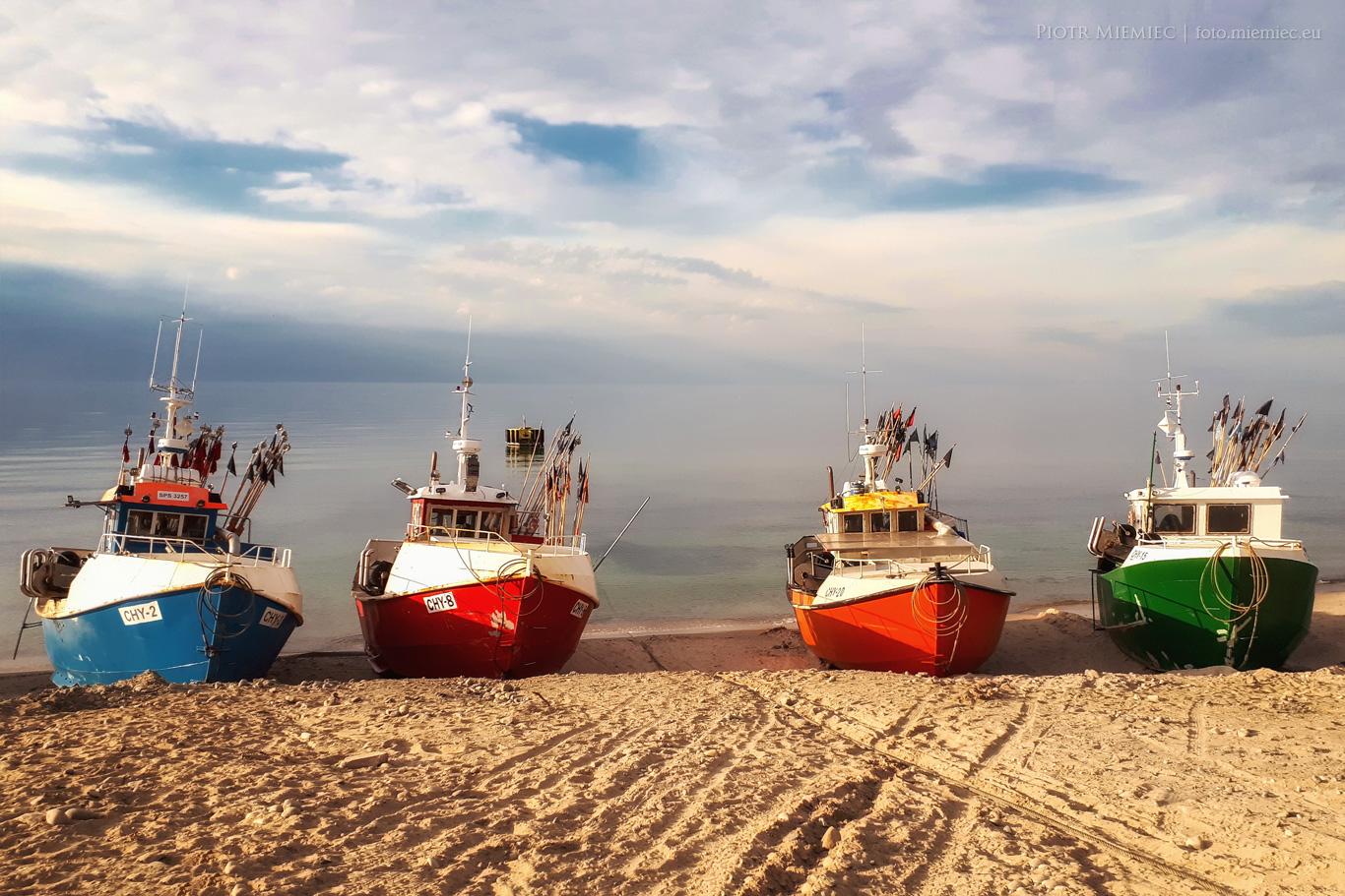 Chłopy Morze Bałtyckie