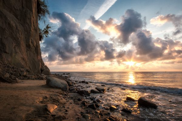 Wschód słońca w Orłowie I