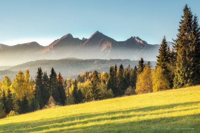 Jesień pod Tatrami (2)