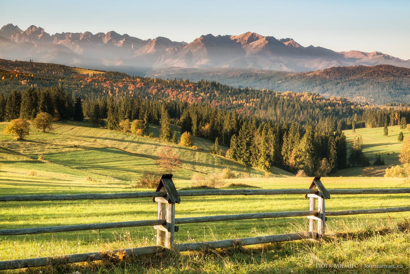 Jesień pod Tatrami (5)