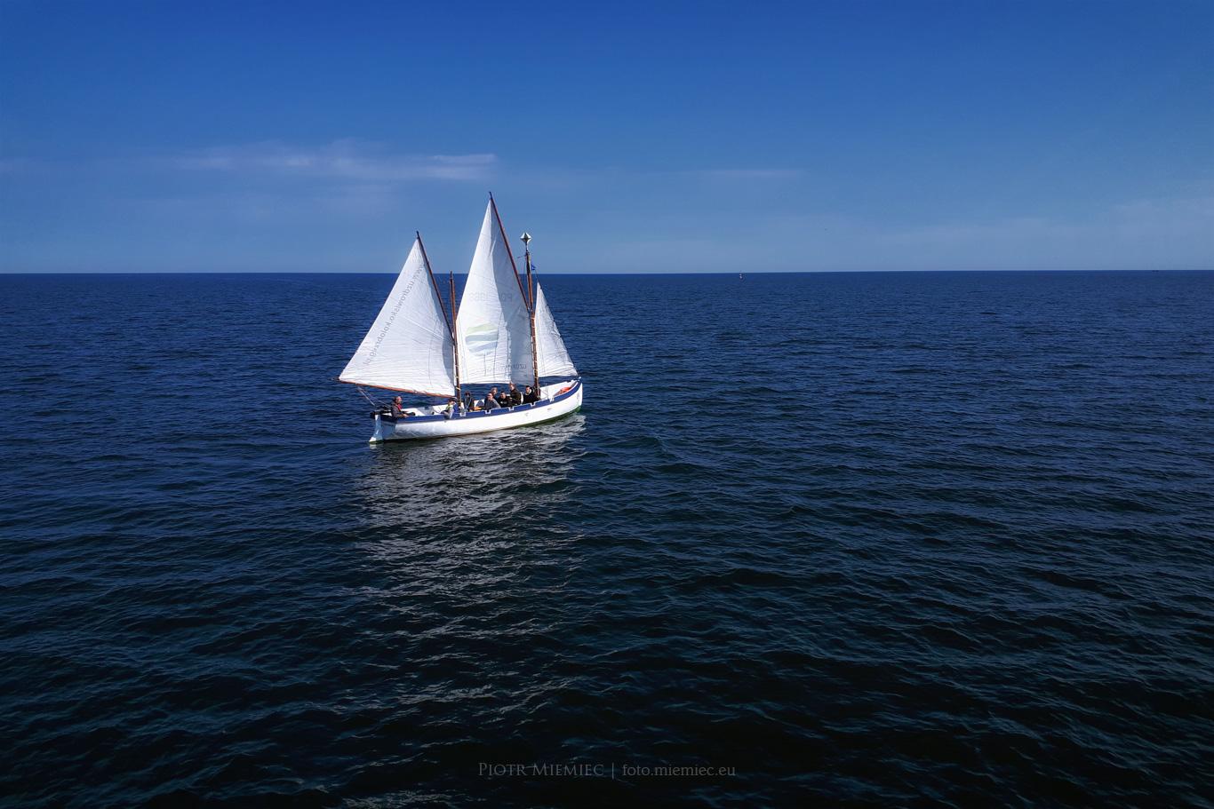Morze Bałtyckie w Kołobrzegu