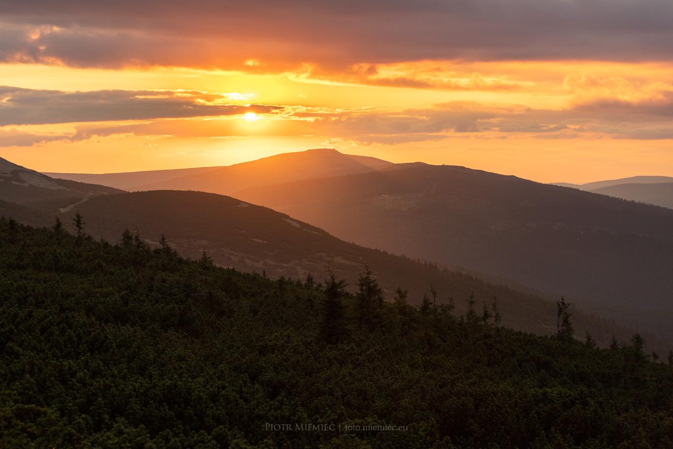 Karkonosze Krkonoše Riesengebirge