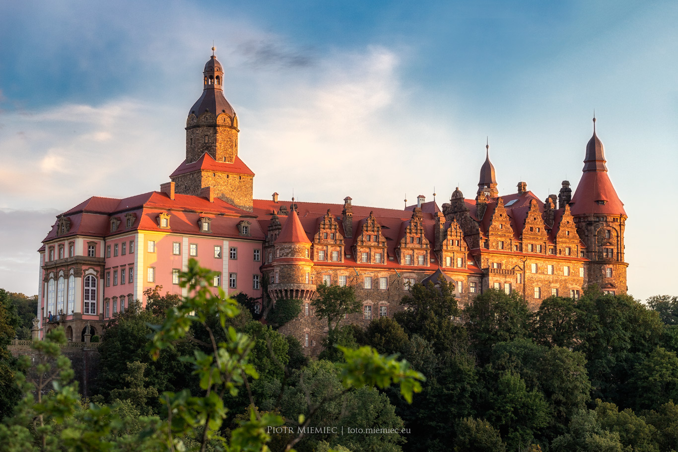 Zamki i pałace na Dolnym Śląsku