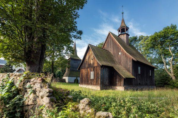 Kościół św. Jadwigi w Rybnicy Leśnej
