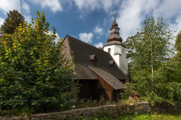Kościół w Sierpnicy
