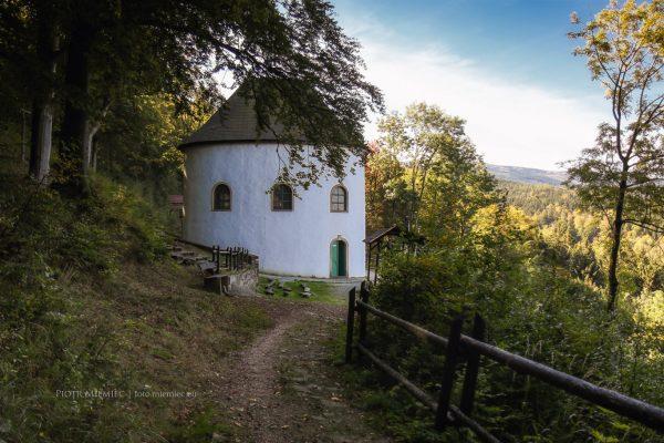 Karkonosze – Kaplica św. Anny