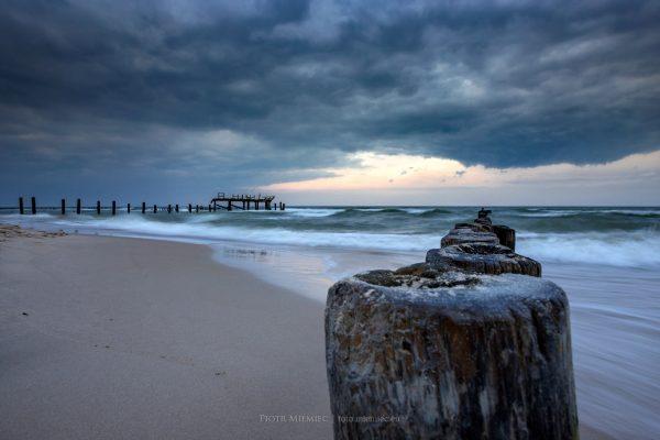 Na brzegu morza – Unieście (2)