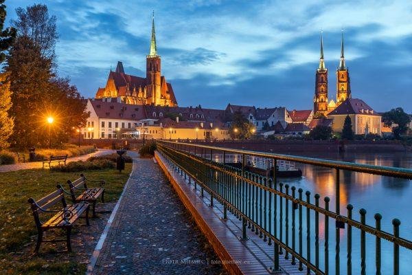 Ostrów Tumski we Wrocławiu (1)