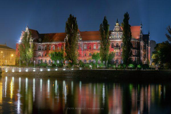 Gmach Muzeum Narodowego we Wrocławiu