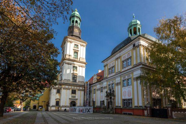 Bazylika i sanktuarium św. Jadwigi w Trzebnicy