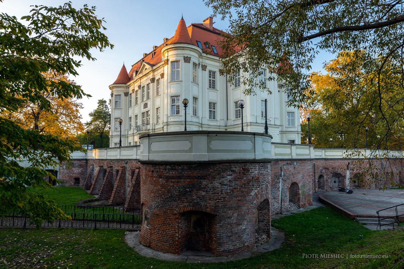Zamek Leśnica Wrocław