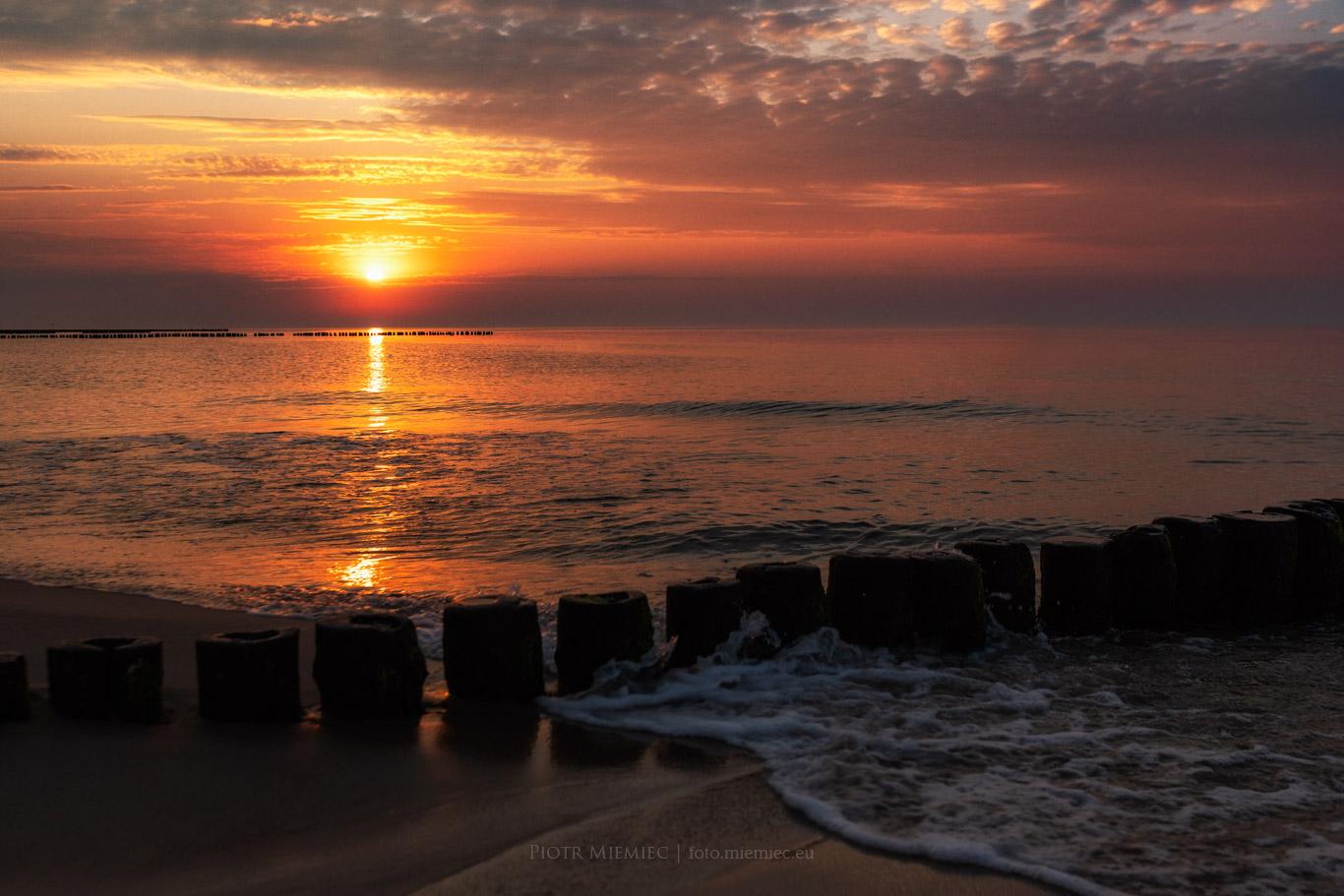 Na brzegu morza – Rewal (3)