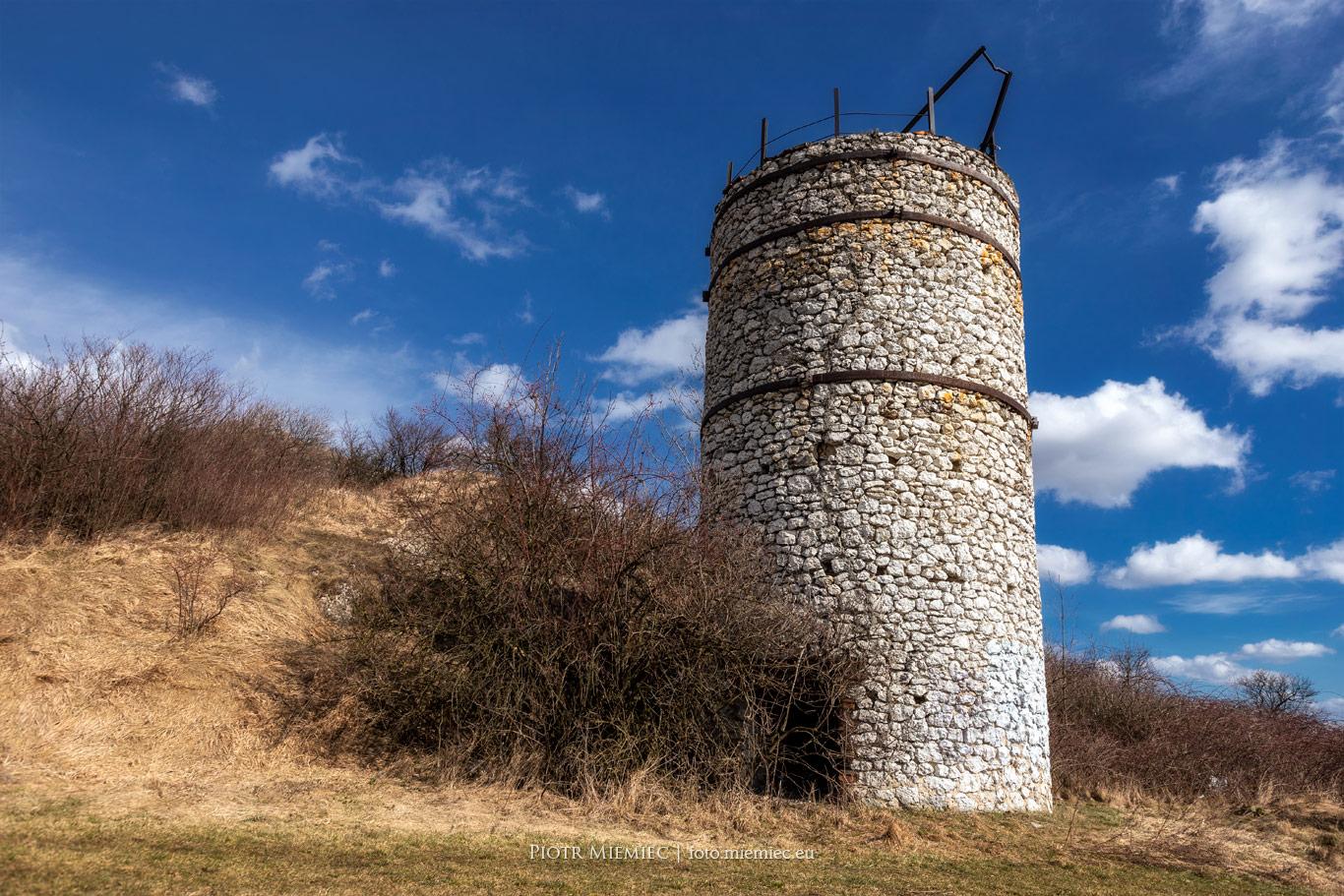 Kamieniołom Duże Skałki wapiennik w Czajowicach