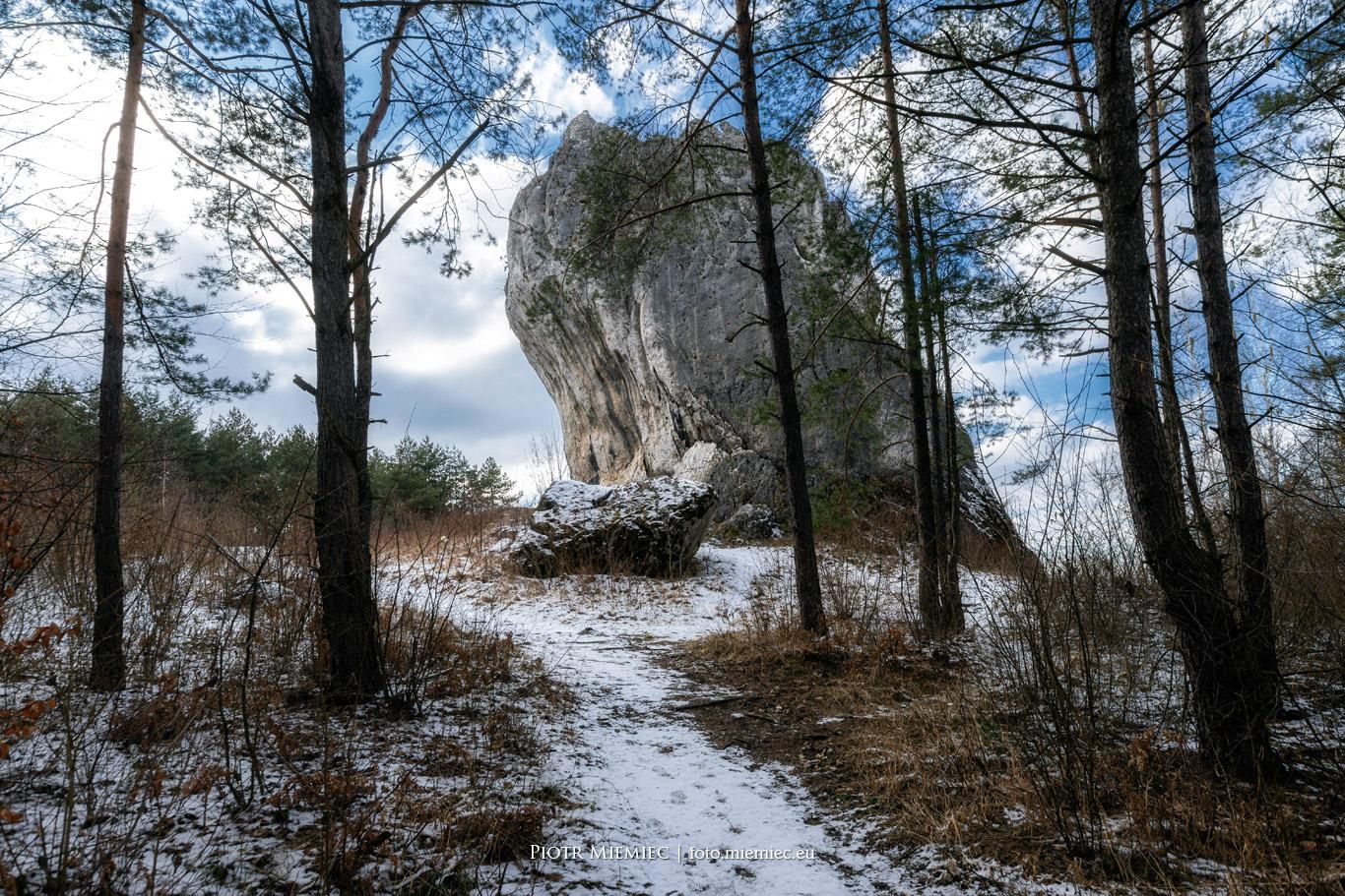 Wilczy Kamień