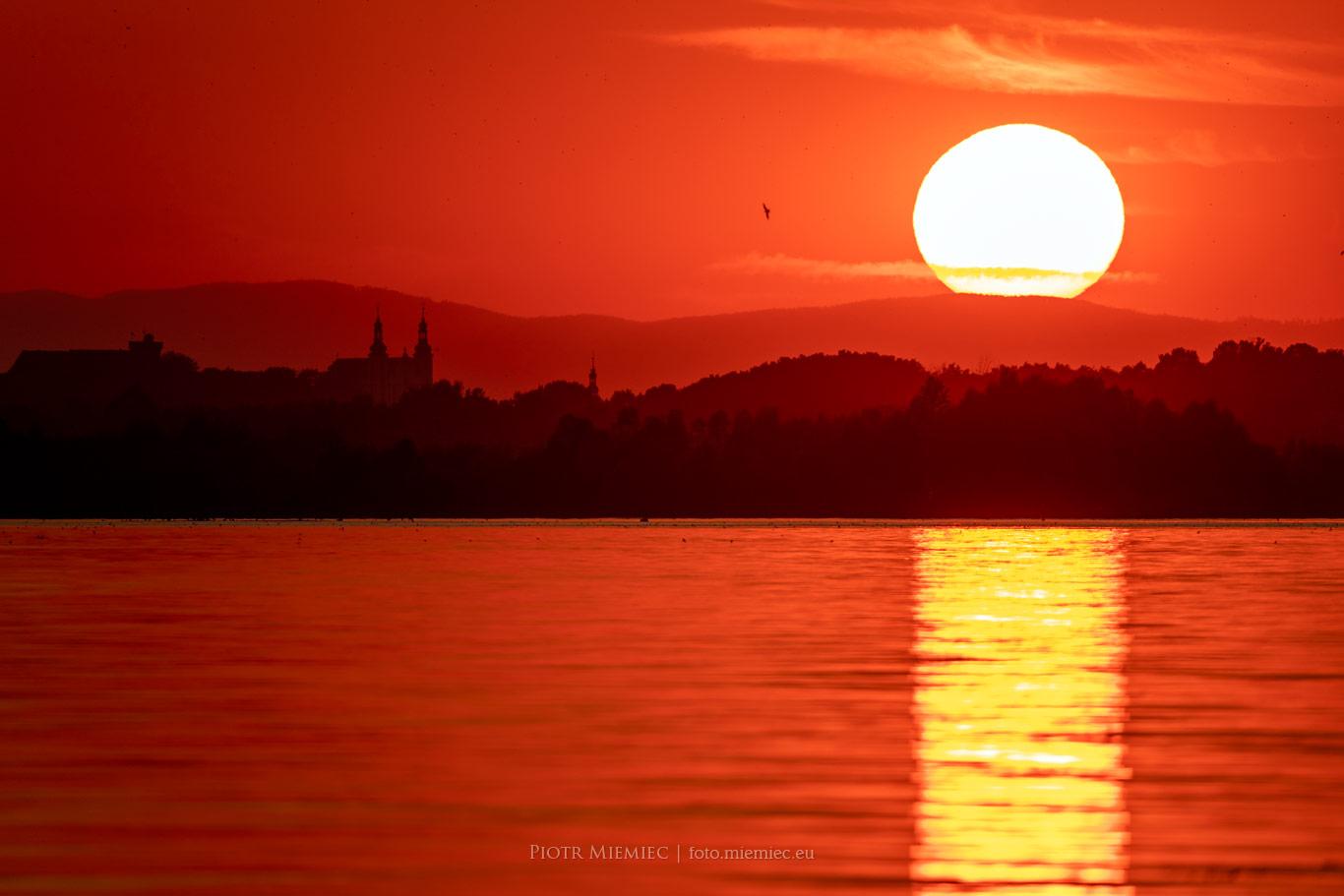 Jezioro Nyskie – sierpień 2021