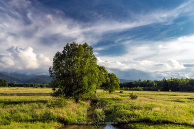 Sobieszowski krajobraz
